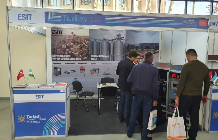 UZBUILD INTERNATIONAL BUILDING AND CONSTRUCTION FAIR 2020