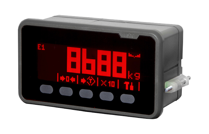 esit Eci Digital Weighing Indicator