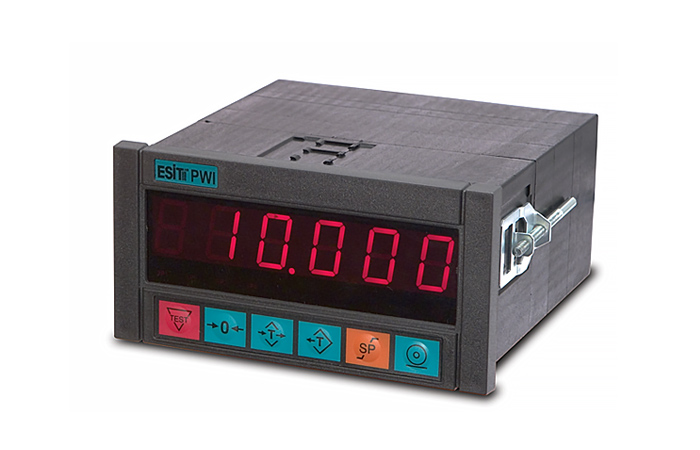 indicators and control devices, weigh indicators,pwi p,PWI P,indicator