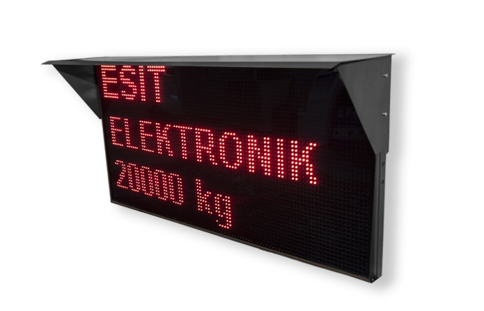 esit RDA-150 Message Panel