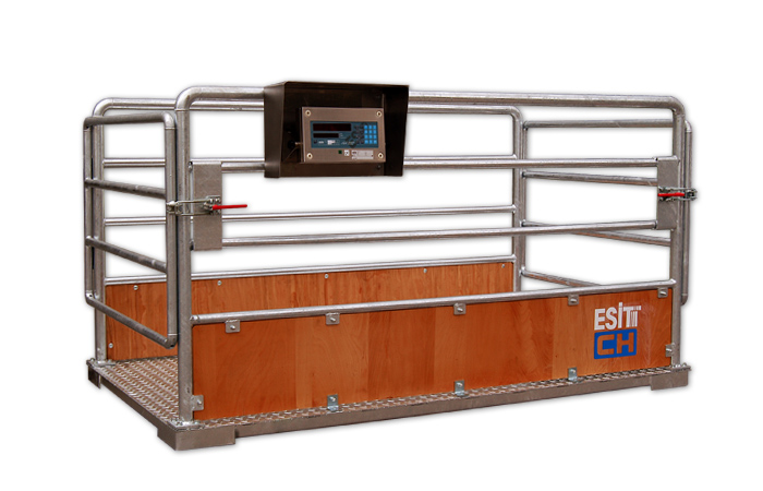 esit CH Livestock Weighing Scales