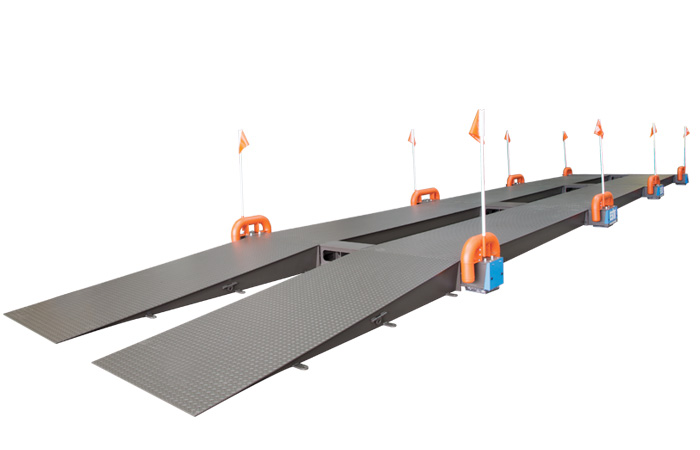 truck scales (weighbridges), truck scales ,komodo portable weighbridge without infrastructure